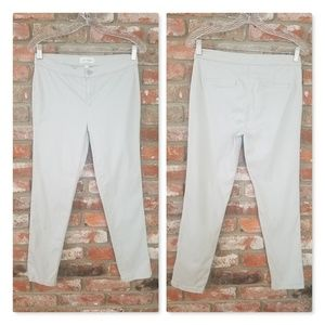 Lila Ryan Zuri Skinny Pants W/ Welt Pocket Gray